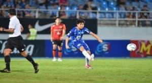 ชลบุรี เอฟซี 3-1 เชียงราย ยูไนเต็ด