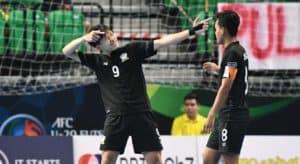 ฟุตซอลไทย U20