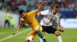 ออสเตรเลีย 2-3 เยอรมนี