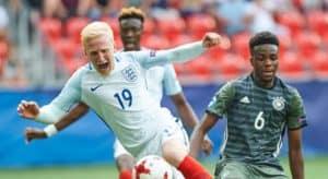 อังกฤษ 2-2 เยอรมัน