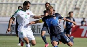 อิรัก 1-1 ญี่ปุ่น