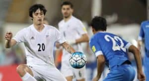 อิหร่าน 2-0 อุซเบกิสถาน