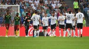 เยอรมนี 3-1 แคเมอรูน