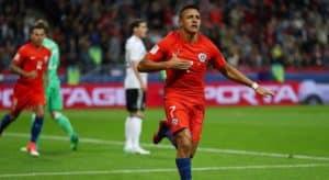 เยอรมัน 1-1 ชิลี