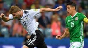 เยอรมัน 4-1 เม็กซิโก้