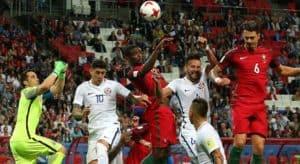 โปรตุเกส 0-0 ชิลี