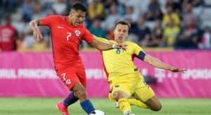 โรมาเนีย 3-2 ชิลี