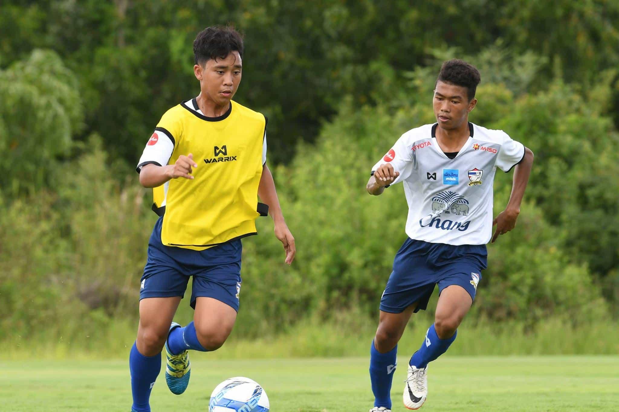 นักกีฬาฟุตบอลไทย