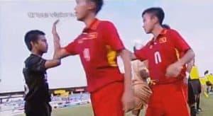 ทีมชาติไทยU15 0-0 ทีมชาติเวียดนามU15