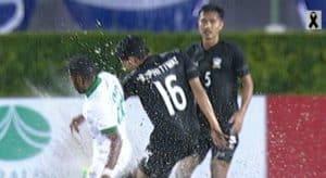 ทีมชาติไทยU23 0-0อินโดนีเซียU23