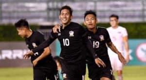 ทีมชาติไทย(U23) 1-1 มองโกเลีย(U23)