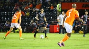ราชบุรี มิตรผล เอฟซี 4-0 นครราชสีมา มาสด้า เอฟซี