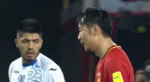 จีน 1-0 อุซเบกิสถาน