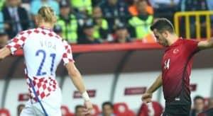 ตุรกี 1-0 โครเอเชีย