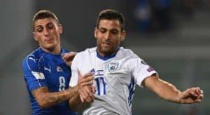 อิตาลี 1-0 อิสราเอล
