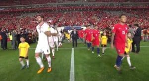 เกาหลีใต้ 0-0 อิหร่าน