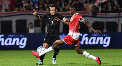 ทีมชาติไทย 1-0 ทีมชาติเคนย่า