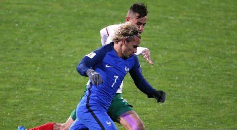 บัลแกเรีย 0-1 ฝรั่งเศส