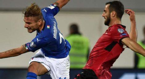 แอลเบเนีย 0-1 อิตาลี