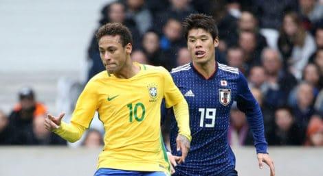 ญี่ปุ่น Vs บราซิล
