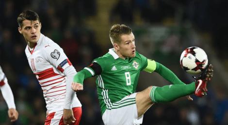 ไอร์แลนด์เหนือ 0-1 สวิตเซอร์แลนด์
